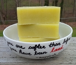 Lemon-Eucalyptus + Lavender Scented Soap