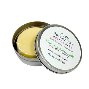 Mellow Baby Body Butter Bar
