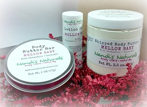 Mellow Baby Gift Set